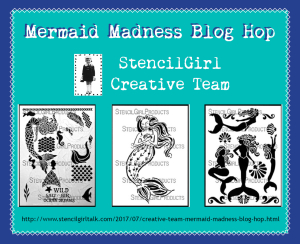Jpg  memaid madness stencilgirl creative team hop