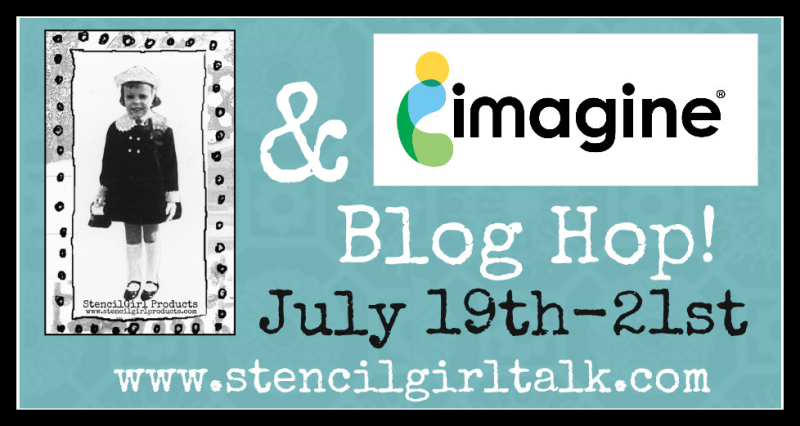 SG Imagine Blog Hop banner