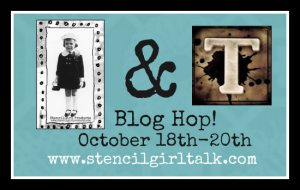 Tim Holtz Blog Hop Header