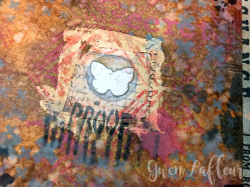Stenciled-File-Folder-Art-Journal-with-Distress-Oxide-Inks-Spread-1-Closeup-2--Gwen-Lafleur