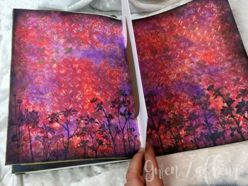 Stenciled-File-Folder-Art-Journal-with-Distress-Oxide-Inks-Spread-5--Gwen-Lafleur