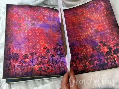 Stenciled-File-Folder-Art-Journal-with-Distress-Oxide-Inks-Spread-5--Gwen-Lafleur