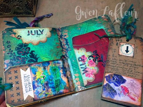 July-2017-ARTifacts-Art-Journal-Spread-1b-no-blur---Gwen-Lafleur