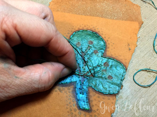 Embroidering-with-Stencils-and-Lindy's---Stitching---Gwen-Lafleur