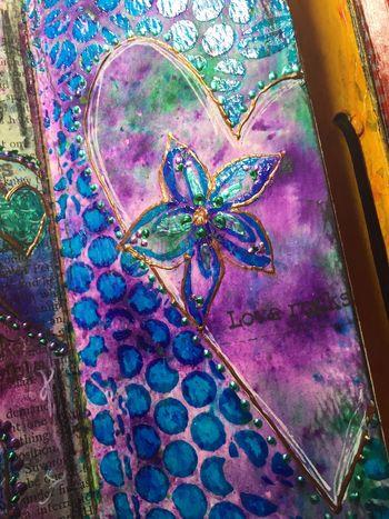 Folio Page 2 Close-up - Gwen Lafleur