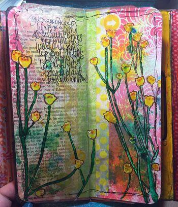 Folio Page 3 - Gwen Lafleur