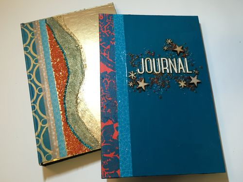 Sample Handmade Books - Gwen Lafleur