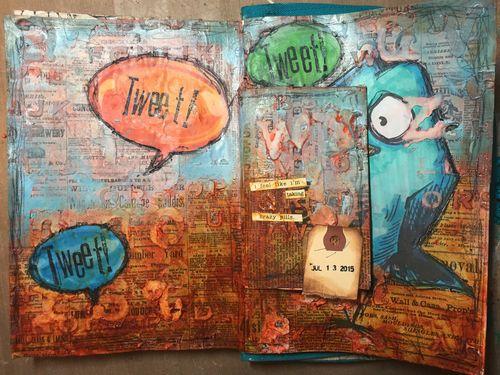 Inspiration Wednesday Week 14 Side 1 - Gwen Lafleur