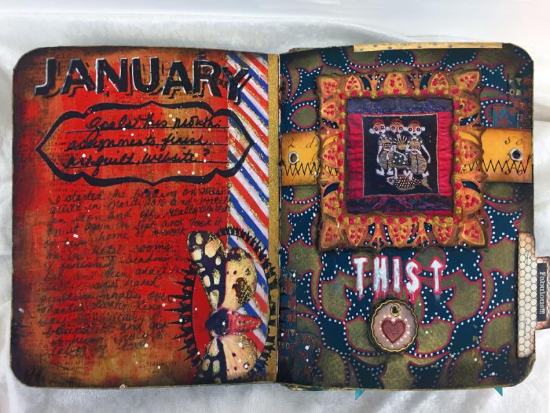 ARTifacts-Art-Journal---January-Spread-1---Gwen-Lafleur
