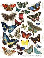 Downloadable Collage Sheets from Gwen Lafleur Studios