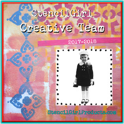 StencilGirl Products Creative Team Member