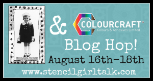 SG Colourcraft Blog Hop banner