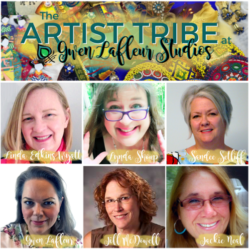 The-Artist-Tribe-at-Gwen-Lafleur-Studios---August-2017