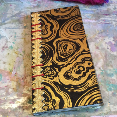 Handmade-Journal-with-Marble-Paper---Lynda-Shoup