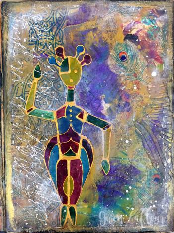 Improv-Art-Journaling---Gwen-Lafleur