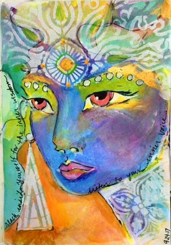 Art-Journaling-with-Stencils-and-Faces-1---Linda-Edkins-Wyatt
