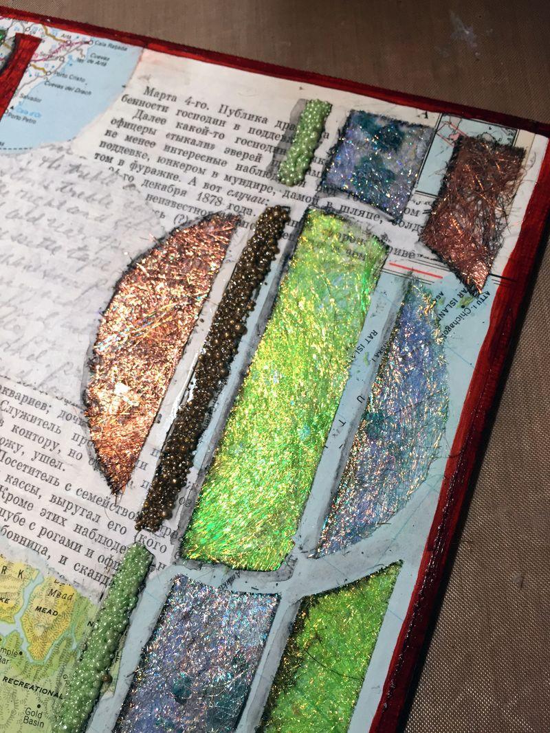 StencilGirl-USArtQuest Hop - Collage Close-up 2 - Gwen Lafleur