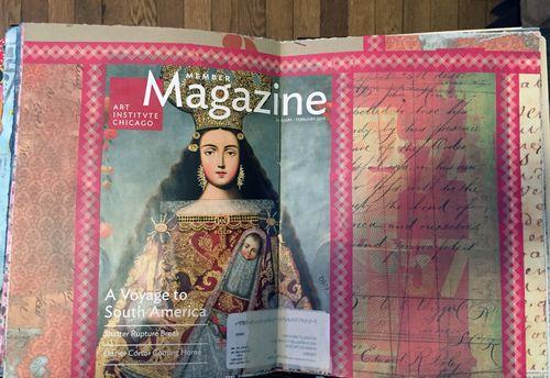 Junque Journal Inside Pages 7 - Gwen Lafleur