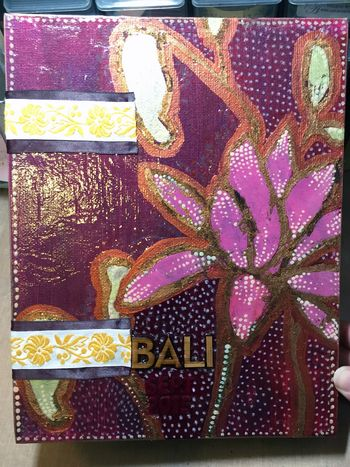 StencilGirl-USArtQuest Travel Journal 6 - Gwen Lafleur