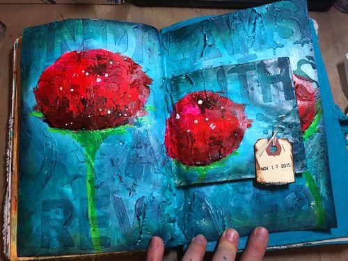 Inspiration Wednesday 2015 - Week 22a - Gwen Lafleur