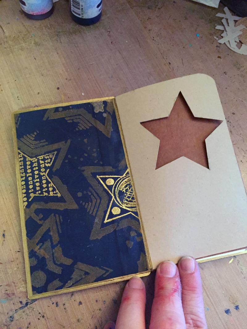 Library of Memories Take 2 - Book Step 1 - Gwen Lafleur