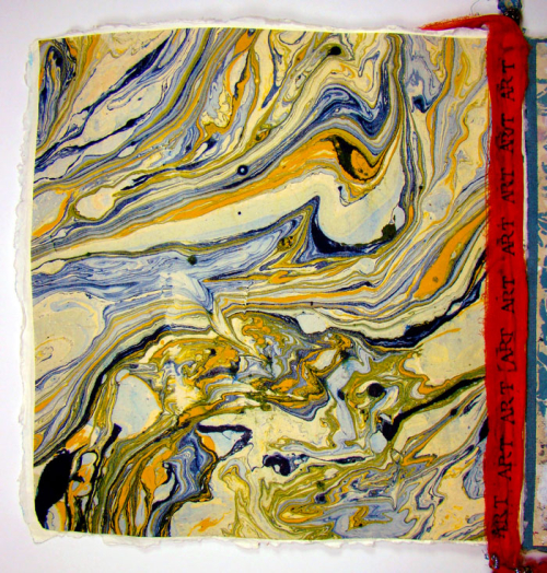 Art-Journaling-with-marbled-Papers---Sandee-Setliff