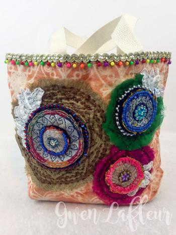 Kantha-Quilted-Handbag-with-Stencils---Gwen-Lafleur