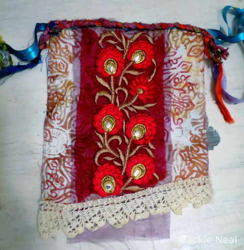 Mixed-Media-Gypsy-Prayer-Flag-1---Jackie-Neal