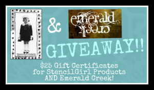 Emerald Creek Blog Hop Giveaway image