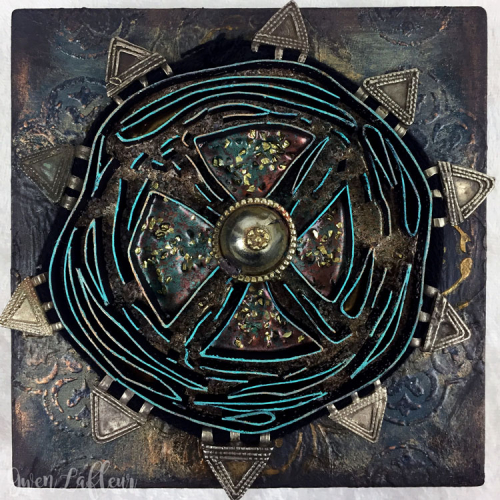 3D-Boho-Collage---Circle-X-Scribble-Not-Afraid-v2---Gwen-Lafleur