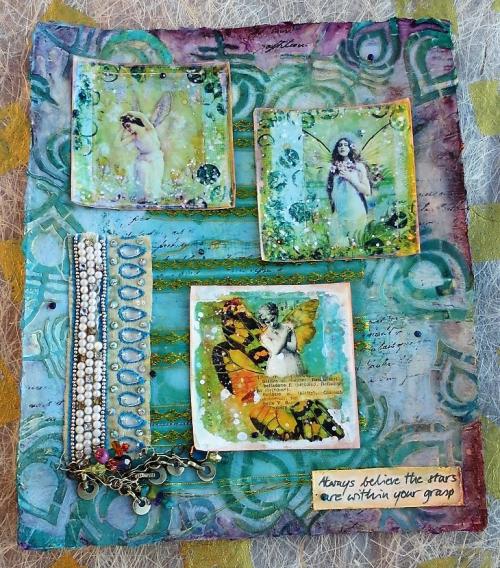 Art journey - Art Journaling - Jackie Neal
