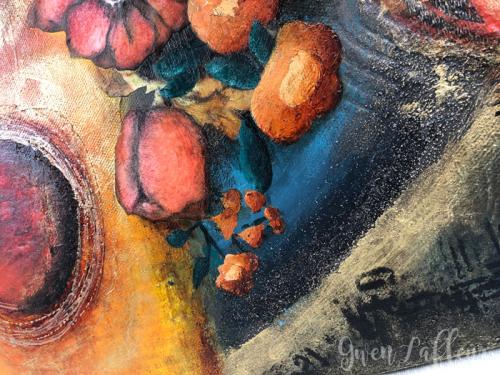 Phoenix-Mixed-Media-Artwork-Closeup-3---Gwen-Lafleur