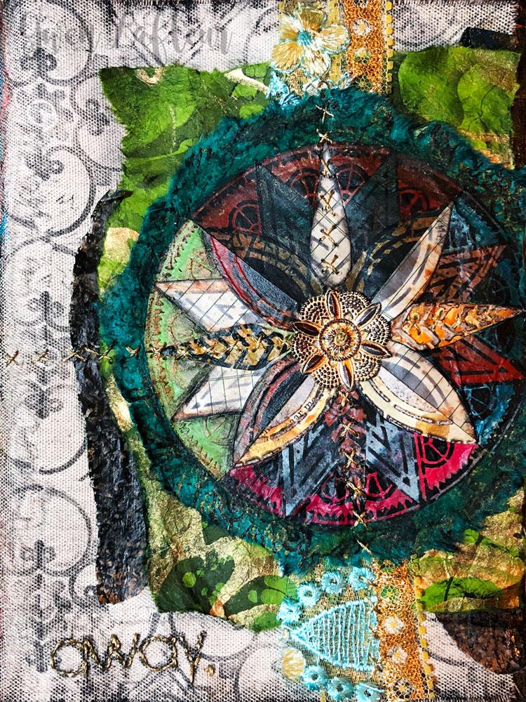 Away-Art-Journal-Page---Gwen-Lafleur