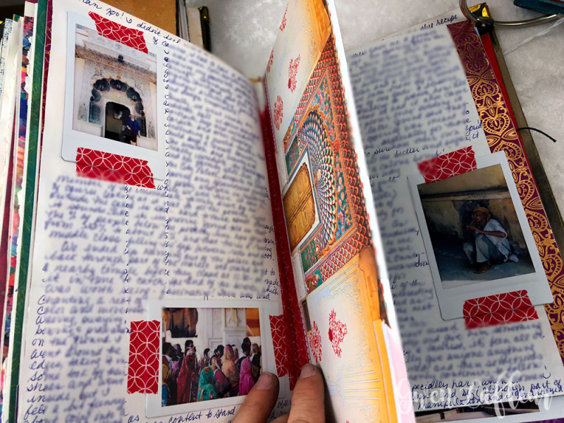 Sample-Travel-Journal-Spread-4---India-2017---Gwen-Lafleur