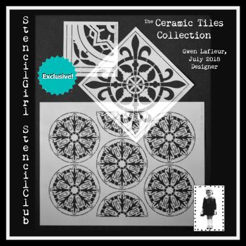 July-2018-stencilclub-gwen-lafleur-ceramic-tiles-stencilgirl-1080-x-1080
