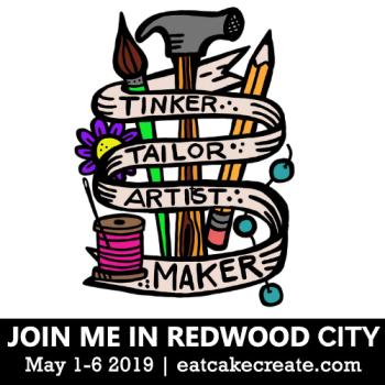 TTAM19 Redwood City Badge