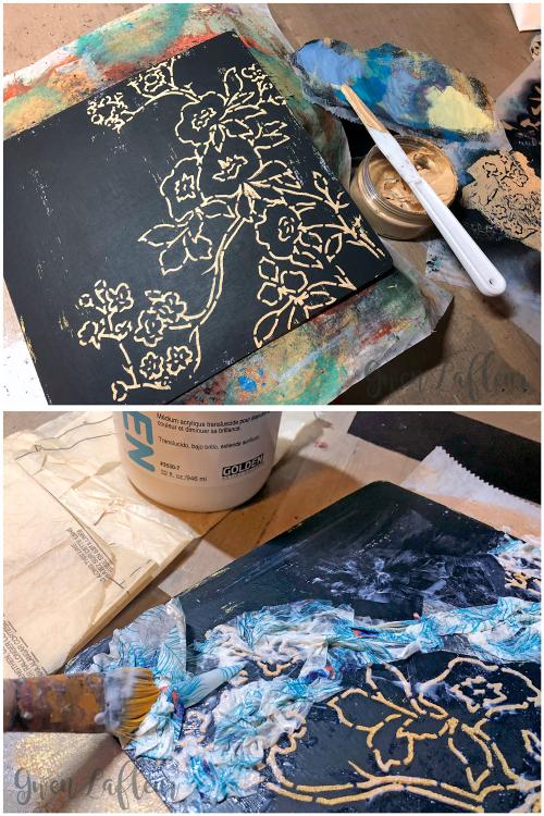 Textured-Embossed-Artist-Book-Cover---Step-1-2---Gwen-Lafleur