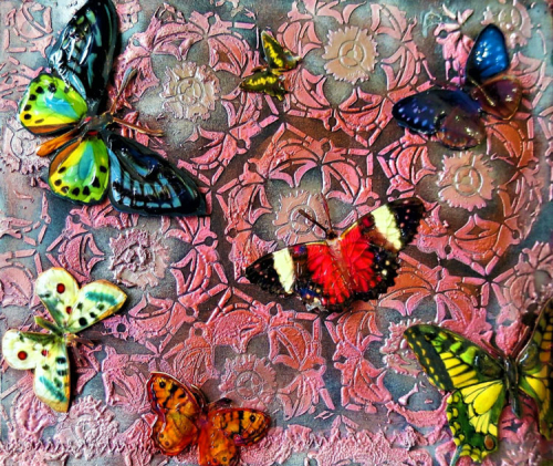 Art-Journaling-with-Stencils-and-Butterflies---Jackie-Neal