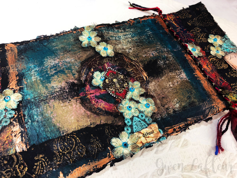 Le-défaut---art-journal-page---Gwen-Lafleur