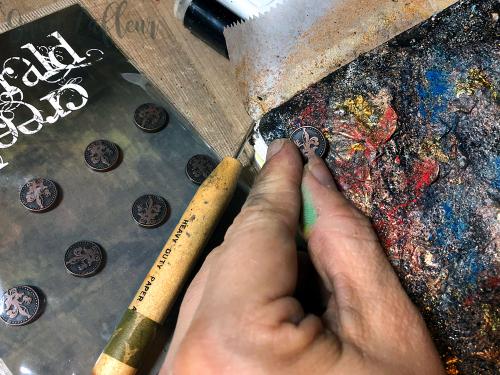 Textured-Embossed-Artist-Book-Cover---Step-9---Gwen-Lafleur